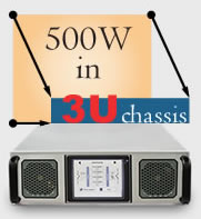 500W System in 3U chassis