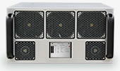 High Power Amplifier Systems - Stop Frequencies from 500 MHz up to 1000 MHz
