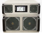 High Power RF Amplifier Systems - Stop Frequency from 2500 MHz up to 6000 MHz