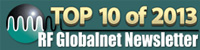 Empower included in two different categories in RF Globalnet's Top 10 of 2013 newsletter