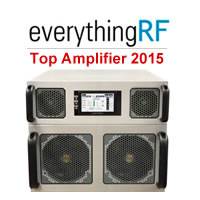 Top Amplifiers of the Year 2015 by Everything RF