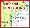 Map and Directions-New York