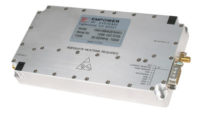 Empower Mobile: Communications : Power Amplifier Solutions