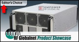 Editor's Choice Product at RF Globalnet